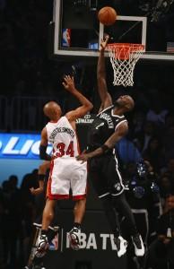 Nickname Jerseys Revealed As Nets Beat Heat In 2 OT