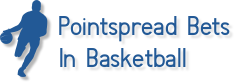 basketball pointspread bets